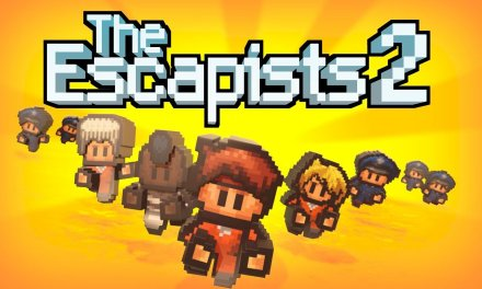 The Escapists 2 Arrives on Nintendo Switch