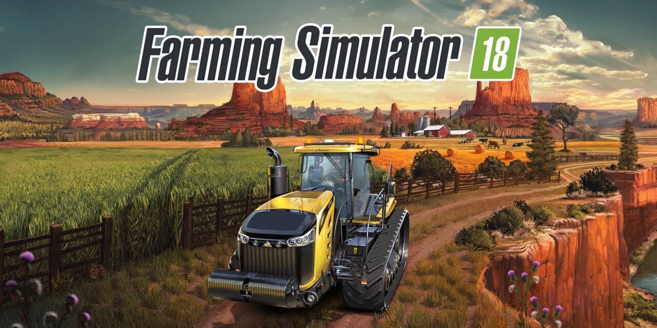 Farming Simulator 18 (3DS) – Review
