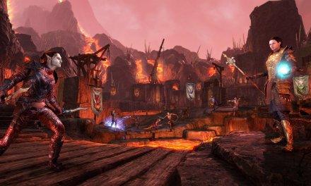 The Elder Scrolls Online Morrowind Out Now