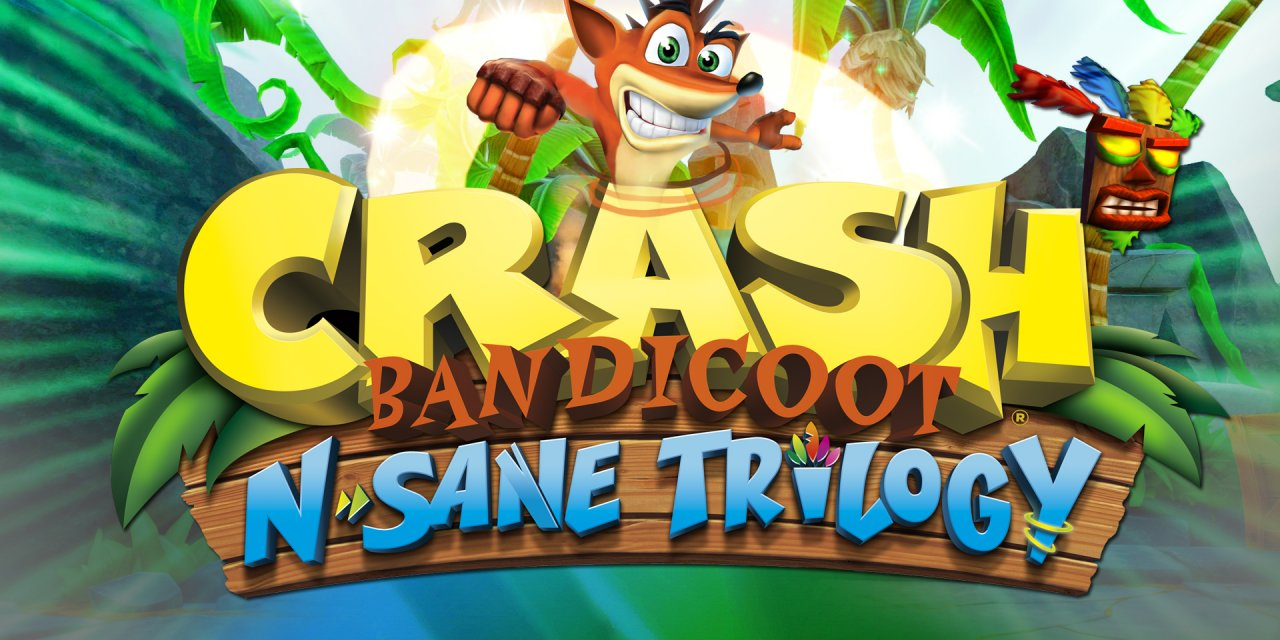 Review – Crash Bandicoot N. Sane Trilogy (Nintendo Switch)