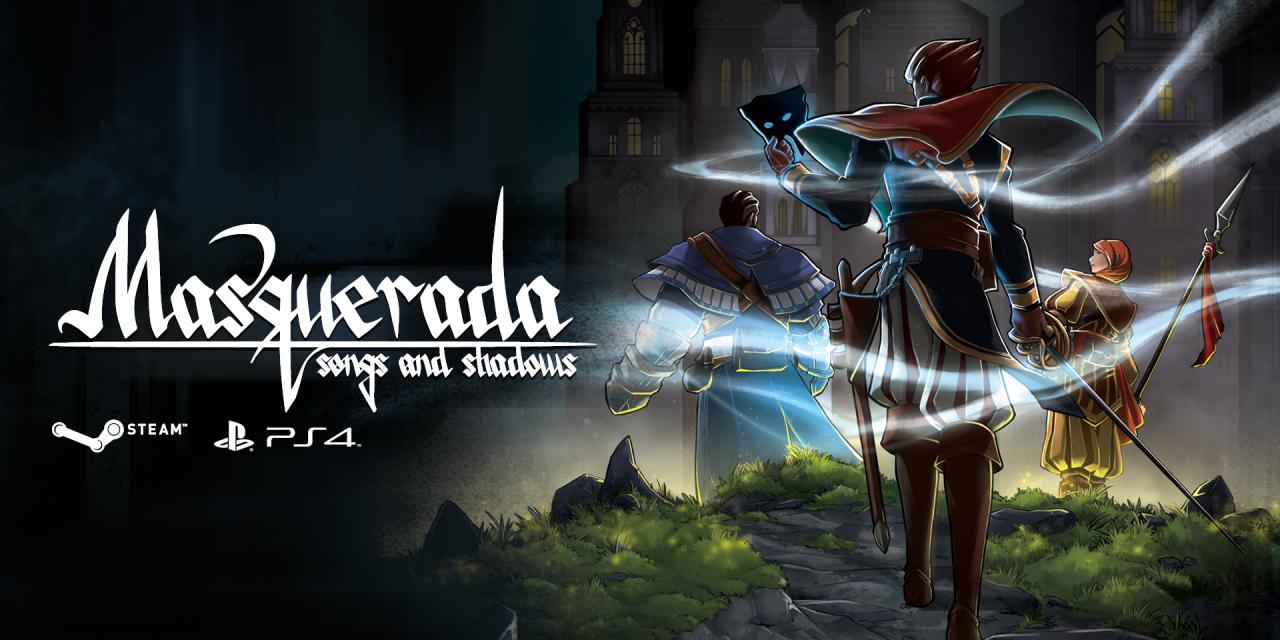 Review – Masquerada: Songs and Shadows