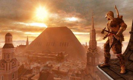 Assassin's Creed Origins 'Sand' CGI Trailer