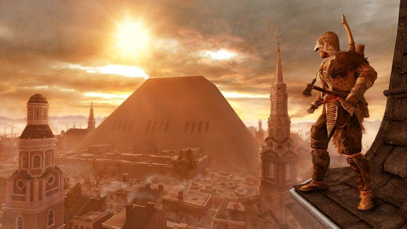 Assassin's Creed Origins 'I Am' Live Action Trailer