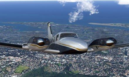 Flight Sim World Gets Advanced Weather System