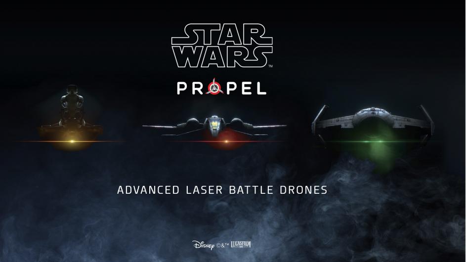 Star Wars Battle Drones Review