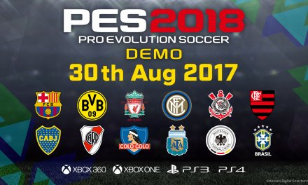 PES 2018 – Gamescom Blowout!