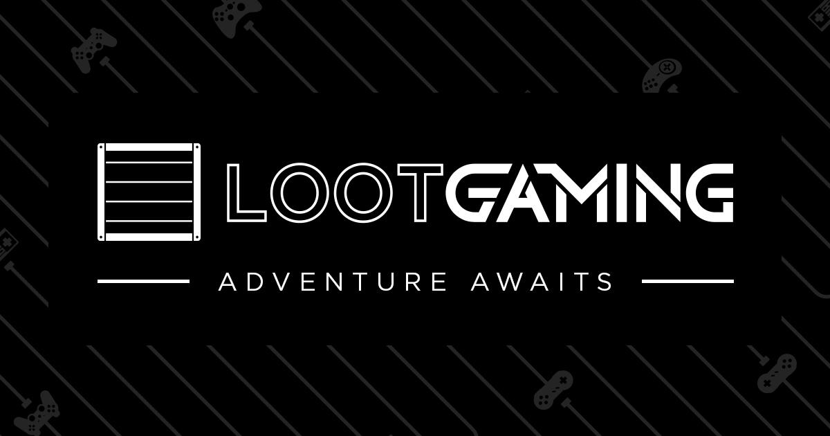 Loot Gaming Crate – We Take a Look!