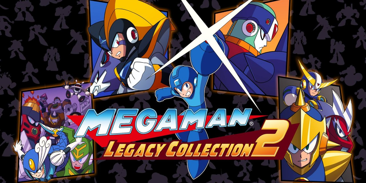 Review – Mega Man Legacy Collection 2