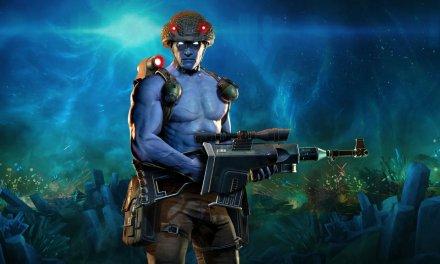 Rogue Trooper Redux 'Revisit Nu-Earth' Trailer