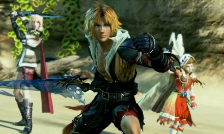 Dissidia Final Fantasy NT Open Beta Arrives