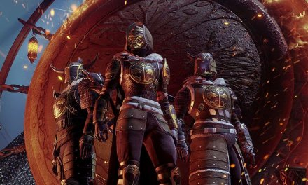 Destiny 2: Rise of the Iron Banner