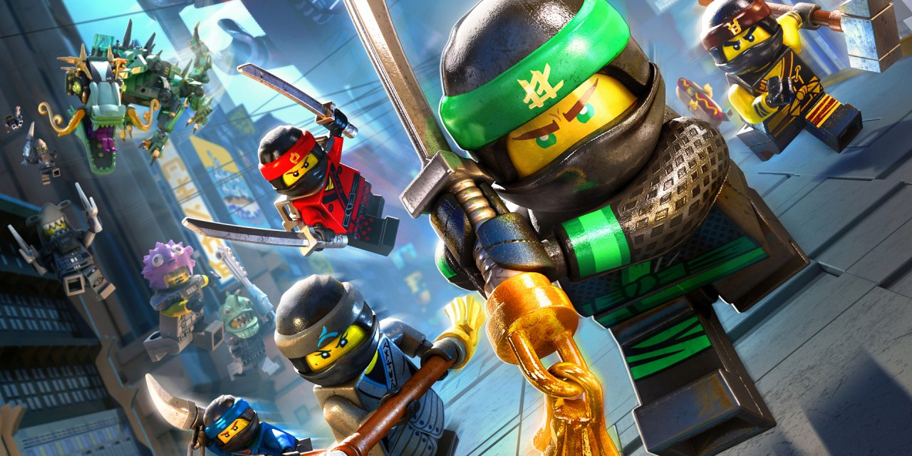 Review – The LEGO Ninjago Movie Video Game