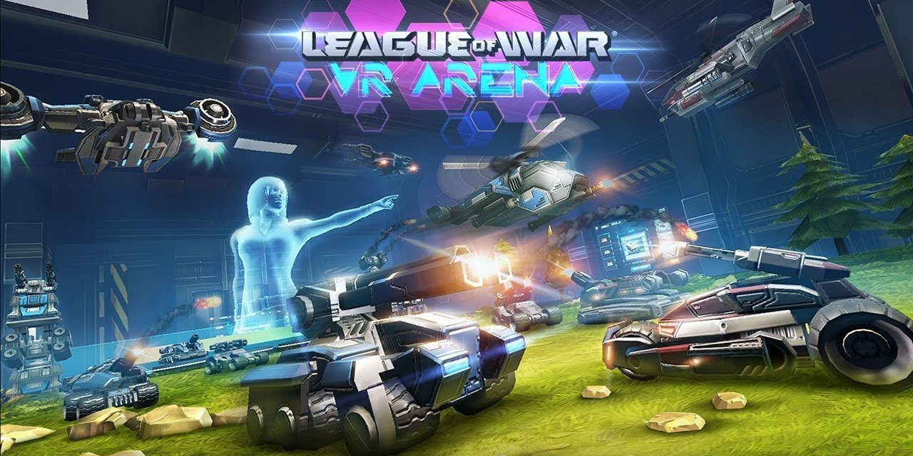Review – League of War VR Arena