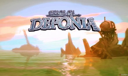 Review – Chaos on Deponia