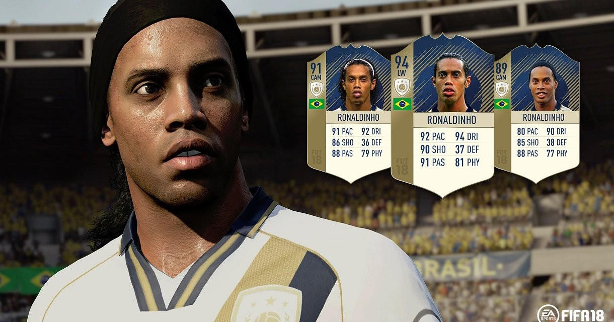 FIFA 18 New Icons Released
