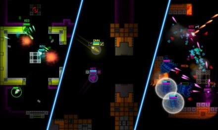 Aperion Cyberstorm is Blasting its Way to the Switch