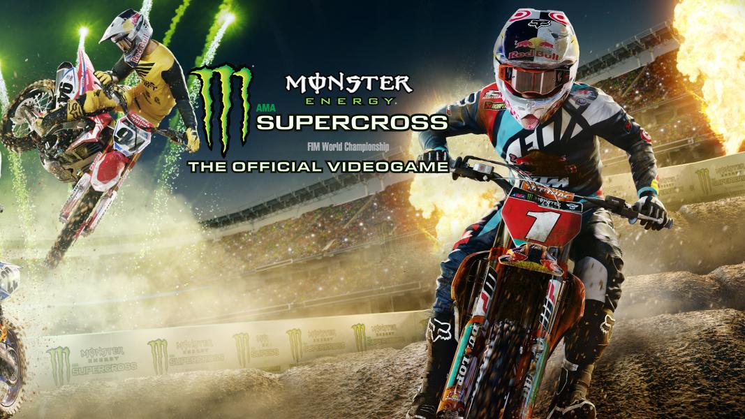 Review- Monster Energy Supercross FIM World Championships