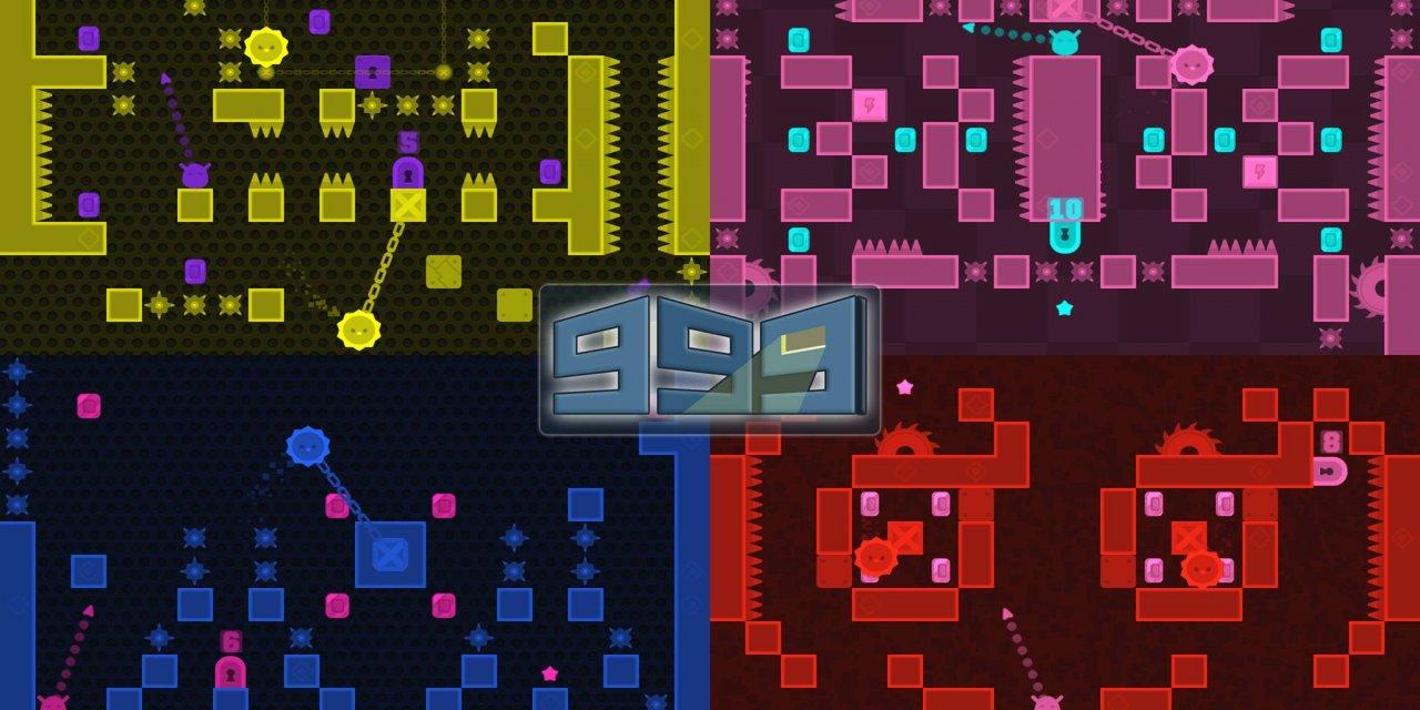 999, A Super-Tough Puzzle Platformer