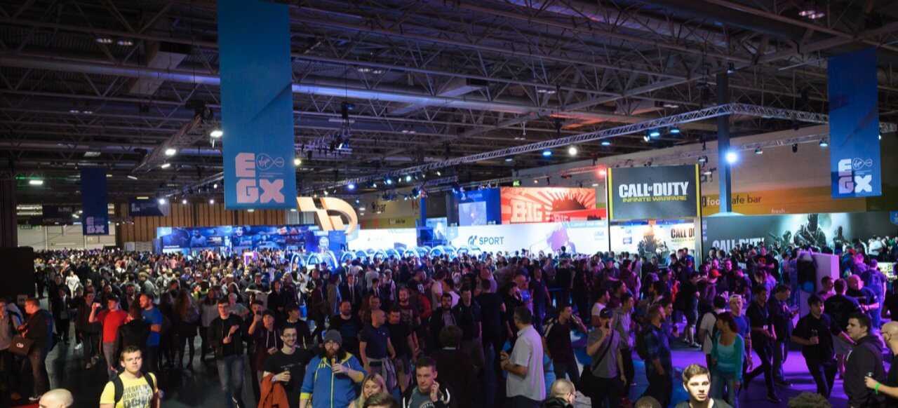 EGX 2018 Tickets On Sale Now