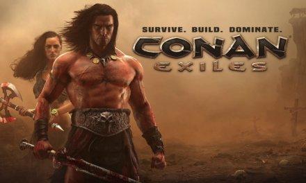 Conan Exiles Countdown to Launch