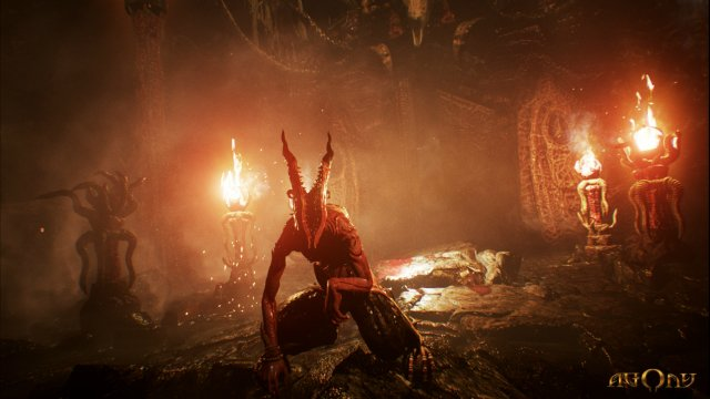Agony Gameplay Video Unveiled