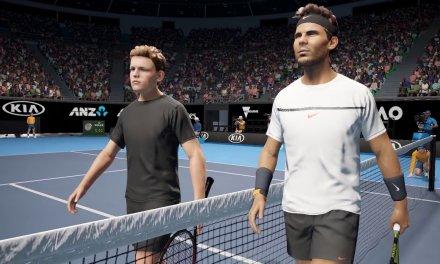 AO International Tennis Launch Trailer