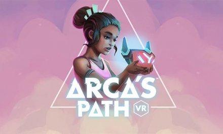 Arca's Path VR Announced
