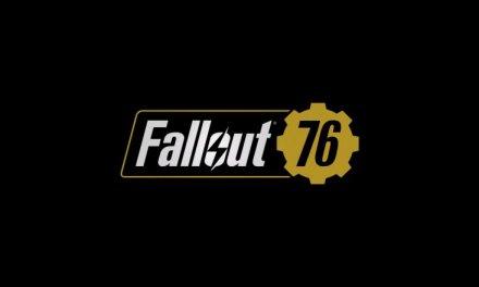 Fallout 76 Announced