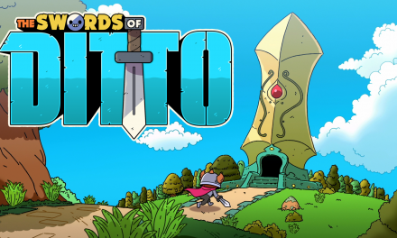 Review – The Swords of Ditto