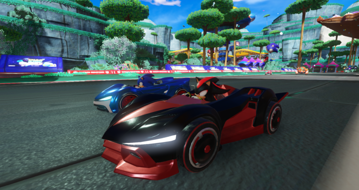 Team Sonic Racing 'Team Mechanics' Video