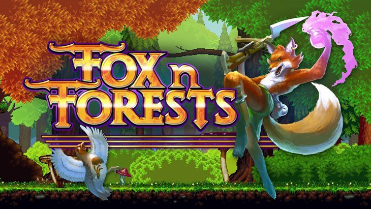 Review – Fox N Forests (PS4)