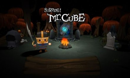 Review – Survive! Mr. Cube (PS4)