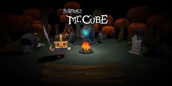 Review – Survive! Mr. Cube (PS4)