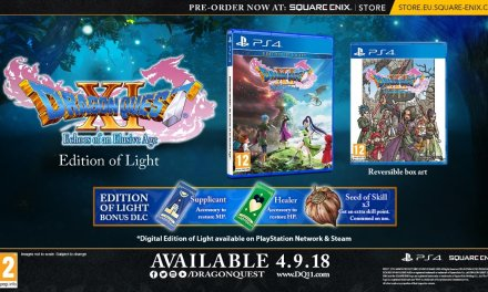 Dragon Quest XI Special Editions Revealed