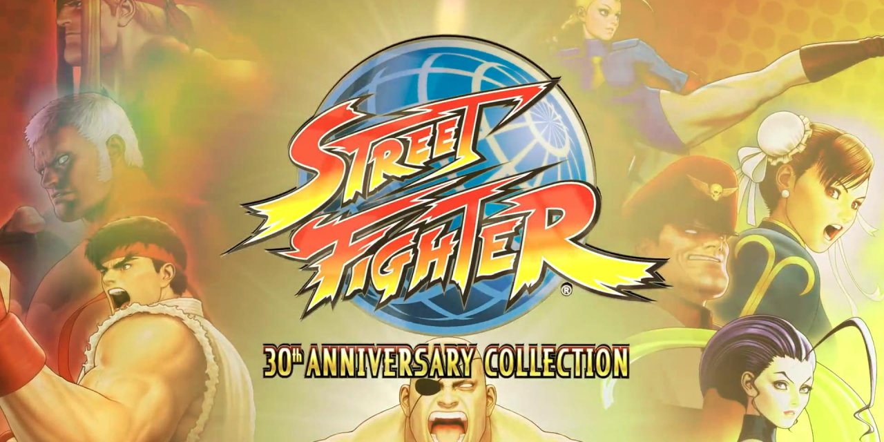 Review – Street Fighter 30th Anniversary Collection