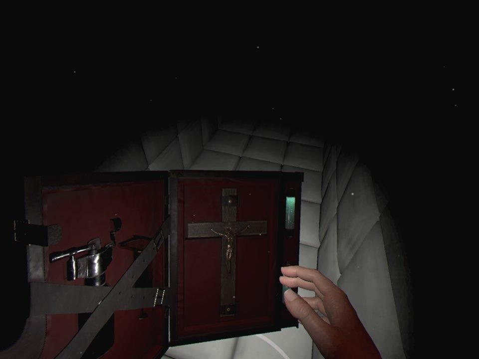 Game Hype - The Exorcist: Legion VR