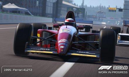 F1 2018 Developer Diary #3