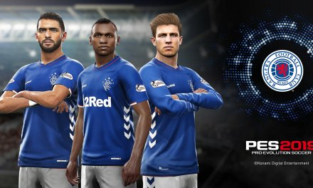 Rangers Announced as PES 2019 Club Partner