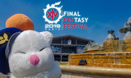 Final Fantasy XIV Fan Festival Paris 2019 Sold Out.