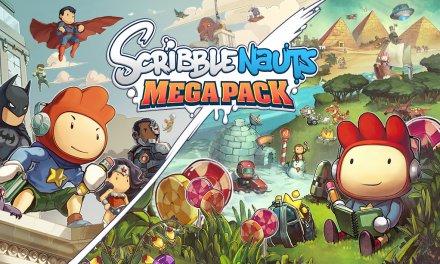 Scribblenauts Mega Pack Announced