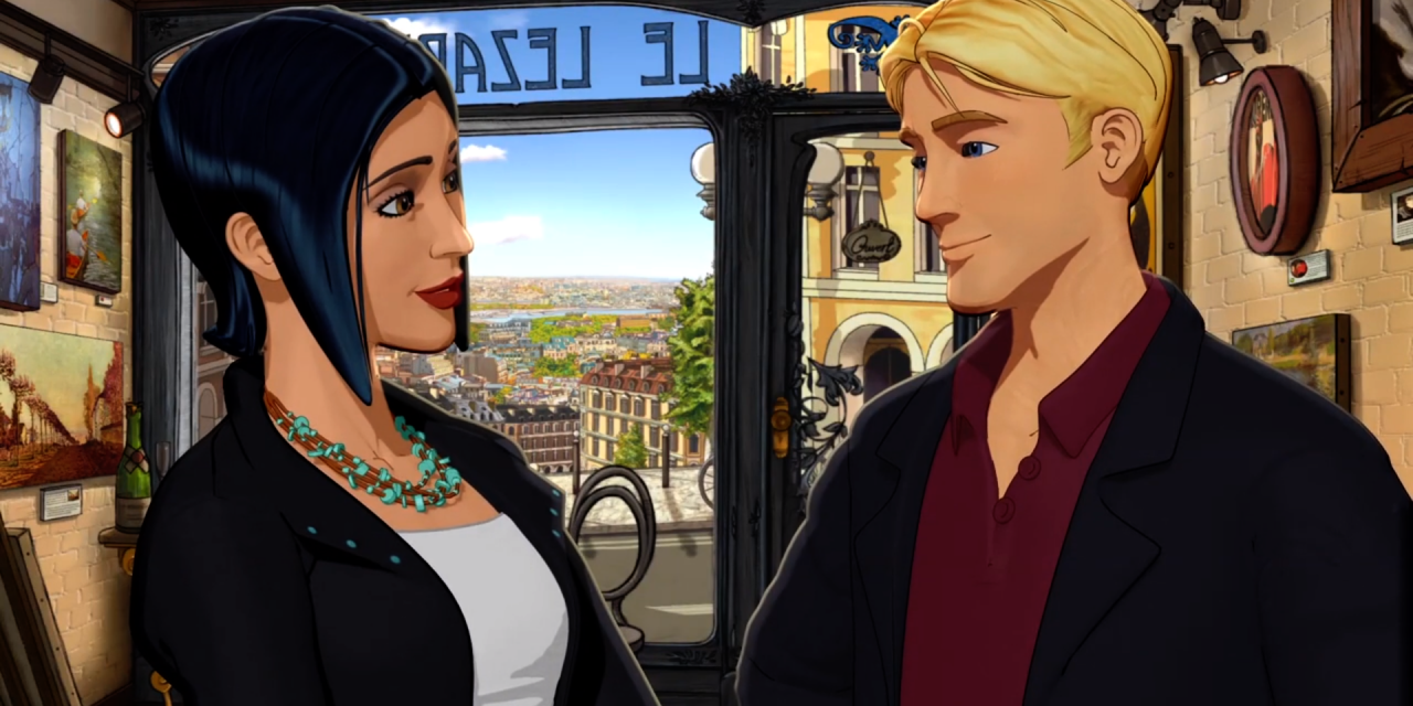 Broken Sword 5 – The Serpent's Curse Comes to Switch Next Month
