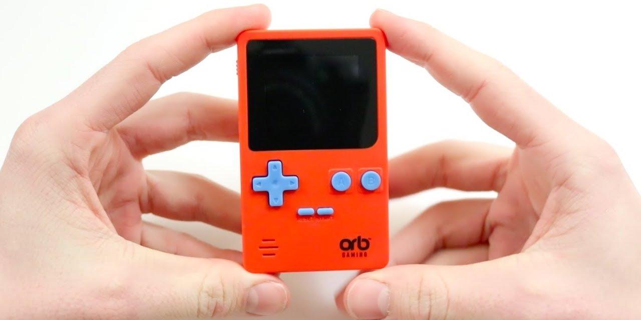 Review – Orb 8-Bit Handheld