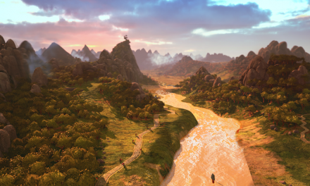 Total War: Three Kingdoms Trailer Shows Campaign Map