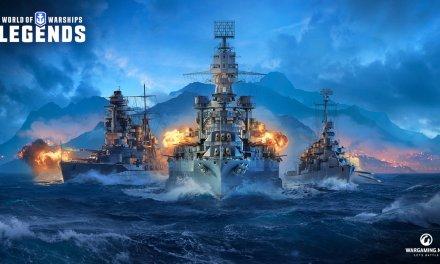 World of Warships: Legends Gets First Trailer