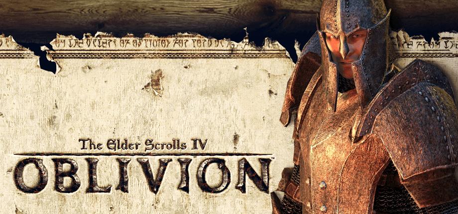 Retrogame – The Elder Scrolls IV: Oblivion