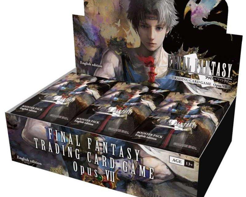 Final Fantasy TCG Opus VII First Look