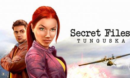 Secret Files Tunguska Out Now on Nintendo Switch