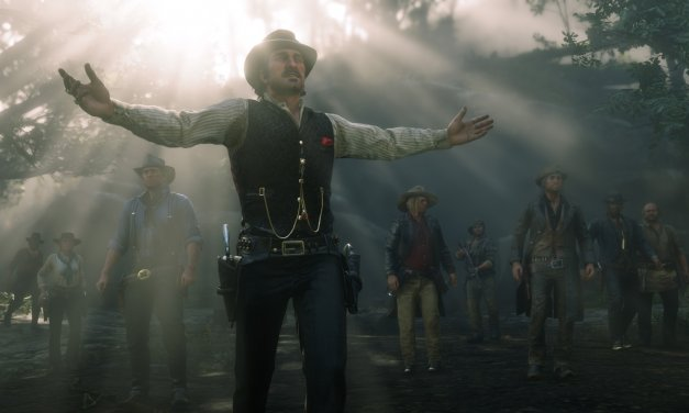 Red Dead Redemption 2 – About that story…