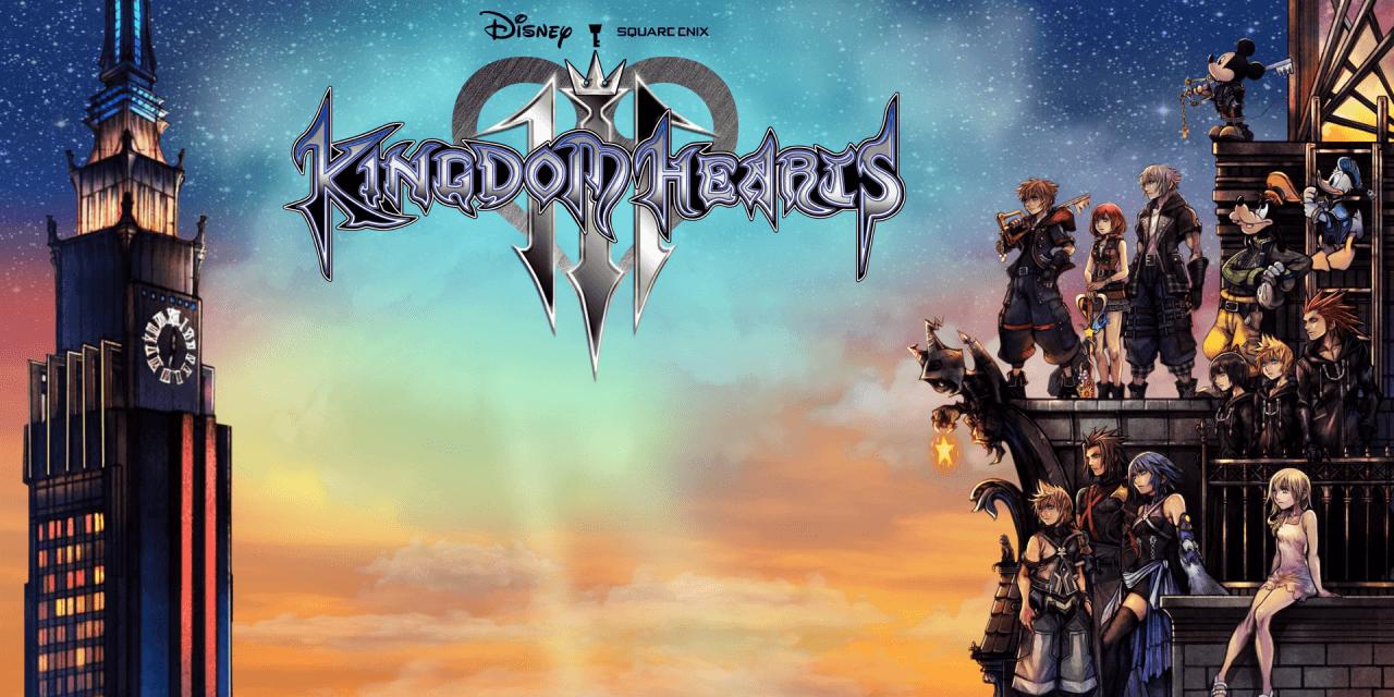 Review – Kingdom Hearts III