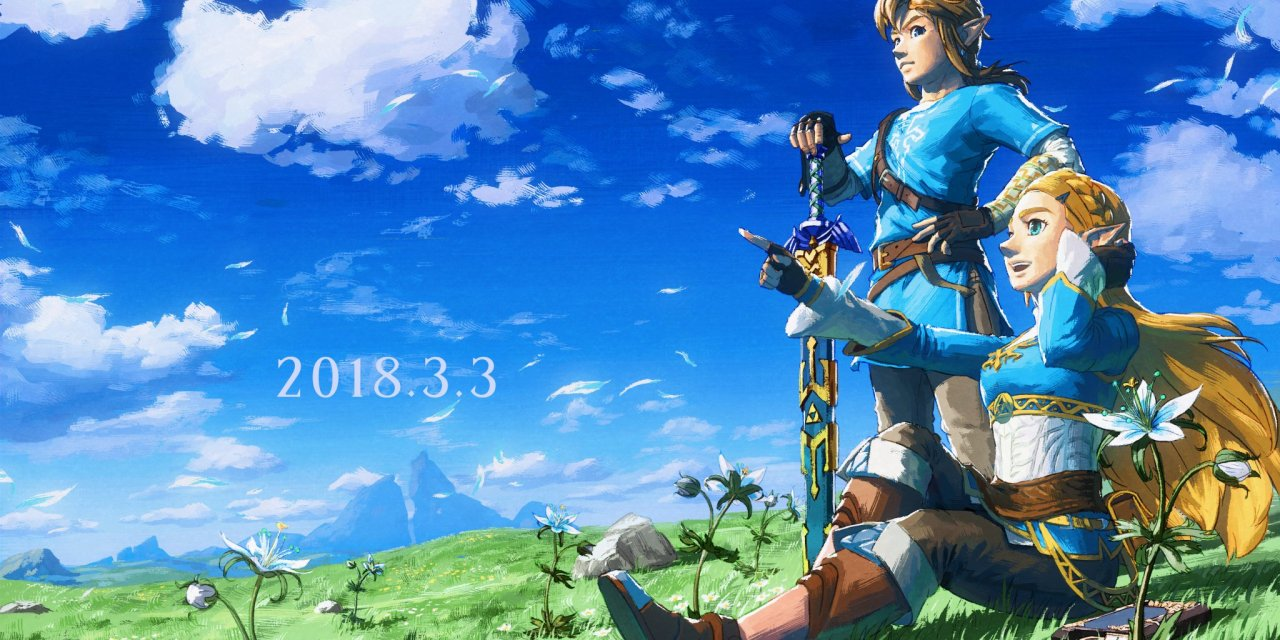 The Legend of Zelda: Breath of the Wild – Not the masterpiece it's made out to be